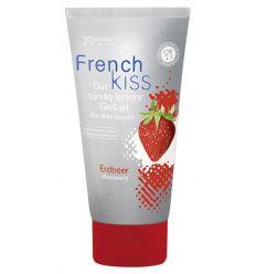 Francouzský polibek - jahoda