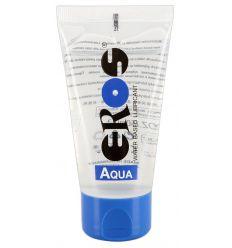 Lubrikant na bázi vody 50ml EROS Aqua