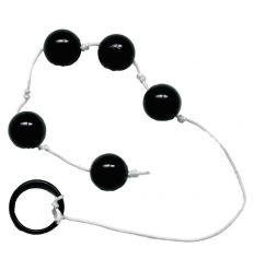 Black Pearles anální korálky