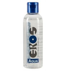 EROS Aqua - lubrikant na bázi vody ve flakónu (100 ml)