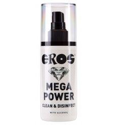 EROS Mega Power - čisticí a dezinfekční sprej (125 ml)