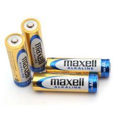 Alkalické tužkové baterie (4 ks)