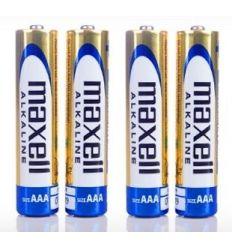 Alkalické mikro baterie (4 ks)