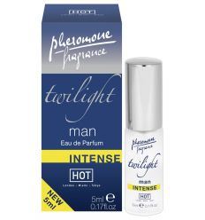 HOT twilight - intenzivní parfém s obsahem feromonů (pánský)