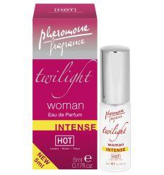 HOT twilight - intenzivní parfém s obsahem feromonů (dámský)