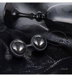 LELO Luna Noir - variabilní kuličky rozkoše