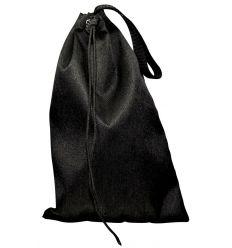 Černá plátěná taška