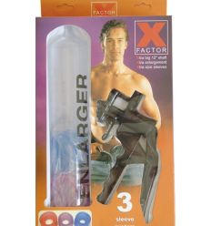 Vakuová pumpa X-Factor Scherengriff