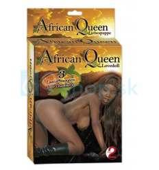 Nafukovací panna africká královna YOU2TOYS