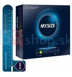 MY SIZE kondomy 49 mm 36ks