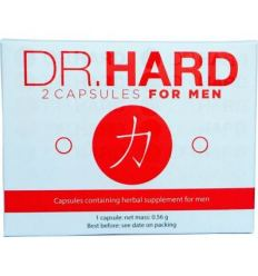 Dr. Hard tablety pro muže