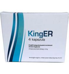 KingER zvýšení libida a podpora erekce 4ks