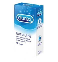 Kondomy durex Extra bezpečné 18ks