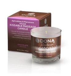 Masážní svíčka DONA kissable Massage Candle