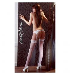 Stockings white 4