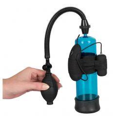 4 dílný power box pro muže s vakuovou pumpou