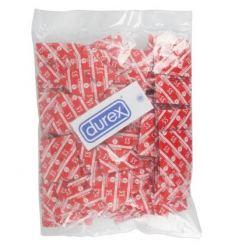 Durex London kondomy jahodovou příchutí 1000ks