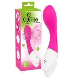 Vibrátor na bod G SWEET SMILE G-Spot Vibe
