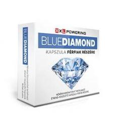 Blue Diamond výživový doplněk pro muže 4ks