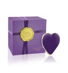 Vibrátor RS ikony Heart Vibe Deep Purple