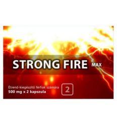 Výživový doplněk pro muže Strong Fire Max 2ks