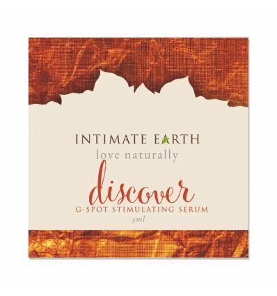 Sérum pro ženy na stimulaci bodu G Intimate Earth Discover 3ml
