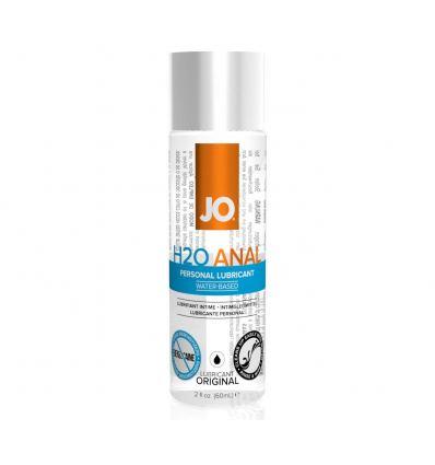 Anální lubrikační gel na bázi vody JO H2O Anal Original 60ml
