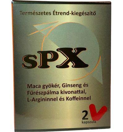 SPX výživový doplněk pro muže 2ks