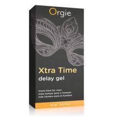 Orgie Xtra Time gel na zpoždění ejakulace 15ml