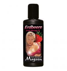 Jahodový masážny olej (50 ml)