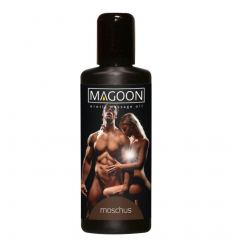Moschus masážny olej