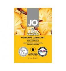 JO H2O ananás - lubrikant na báze vody (10ml)