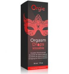 Orgie Orgasm Drops - stimulačný sérum na klitoris (30ml)
