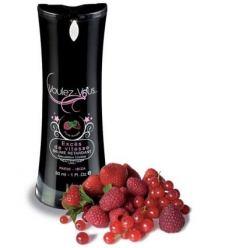 Voulez-Vous - gél na oddielanie ejakulácie - lesné plody (30ml)