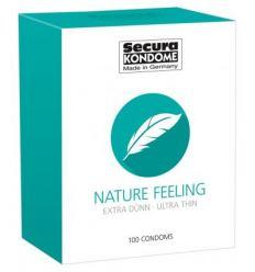 Secura Nature Feeling - mimoriadne tenké kondómy (100ks)
