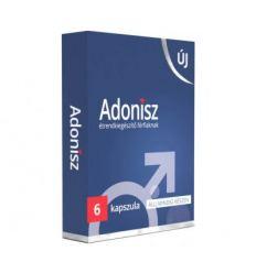 Adonis - výživový doplnok pre mužov (6 ks)