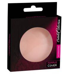 Cottelli Nipple Cover - náplasť na bradavky (telová farba) - 2ks