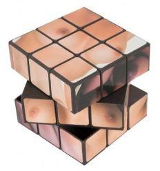 Erotická rubikova kocka Spencer & Fleetwood Boob Cube