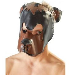 Maska psa na hlavu Dog Mask