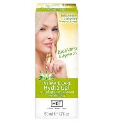 Intimní hydratační gel pro ženy Intimate Skin Cleansing & Care Gel 50ml