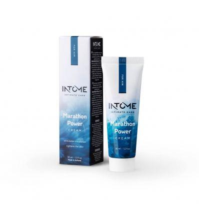 Krém pro lepší erekci Intome Marathon Power Cream 30 ml