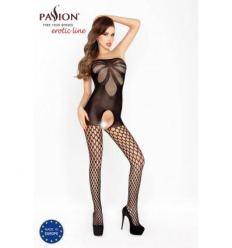 Sexy průhledný overal Passion BS021