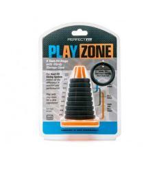 Perfect Fit Play Zone - erekční kroužky