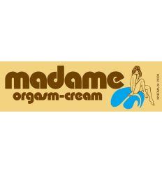 Madame OrgasmCream afrodisiakum