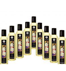 Erotický masážní olej