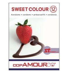 Prezervativ Sweet Colour 12