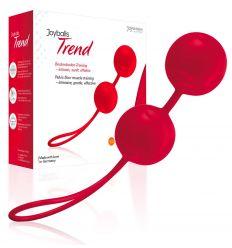 Kuličky rozkoše - červené (Joyballs)