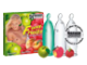 Prezervativy barevné a ochucené